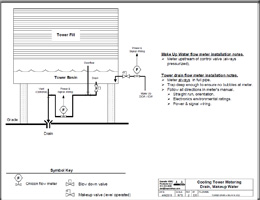Cooling Tower Drain Tech Notes